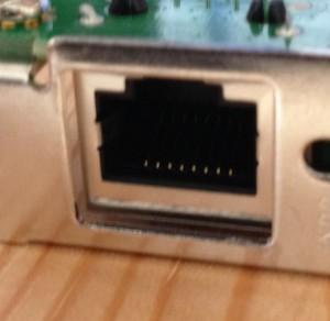 Ethernet-Port
